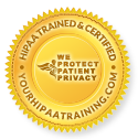 HIPAATraining.com Compliance Seal for Oxnard CA dentist